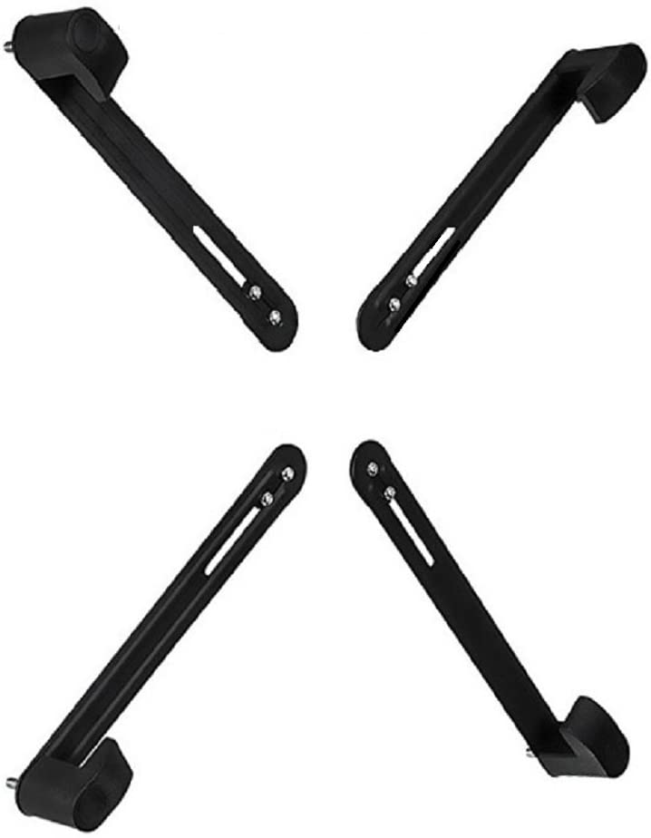 EZM Adapter Kit for most Non-VESA screens to Standard Mounting Brackets (003-0023)