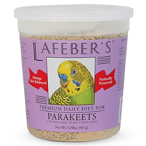 (Lafeber's Premium Daily Diet Pellets for Parakeets 1.25)