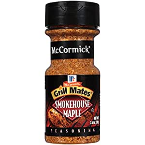 McCormick Grill Mates Smokehouse Maple Seasoning, 3.5 oz