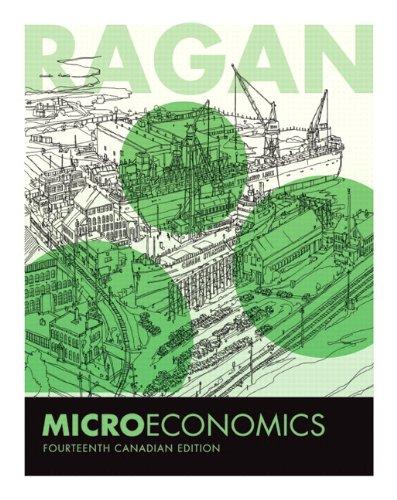 Microeconomics, Fourteenth Canadian Edition (14th Edition)