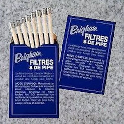 Brigham Rock Maple Pipe Filters