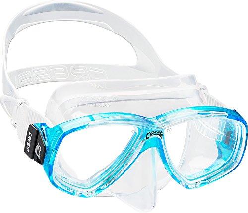 Cressi Perla, Clear/Aquamarine