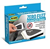 zero fuzz personal fabric groomer - Zero Fuzz Fabric Restorer Clean Sweater Lint Remover Portable Travel Pouch by Ideaworks