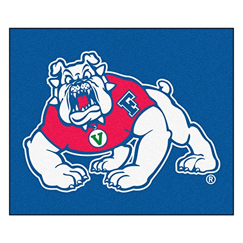 (NCAA Fresno State Bulldogs Tailgater Mat Rectangular Outdoor Area Rug)