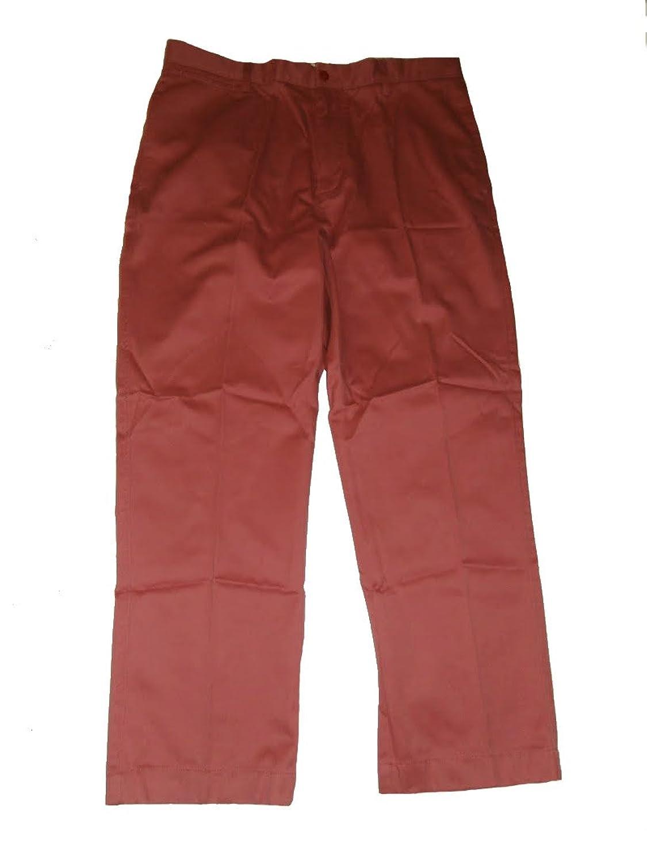 Cremieux Mens Chino Khaki Pants James Cotton Vintage Berry