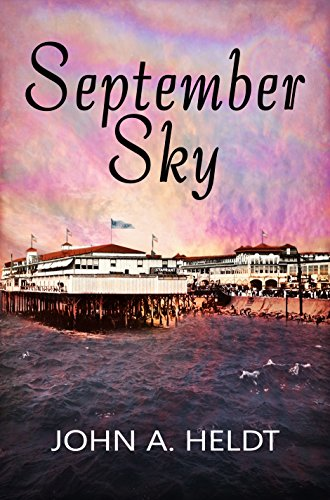 September Sky (American Journey Book 1) by [Heldt, John A.]