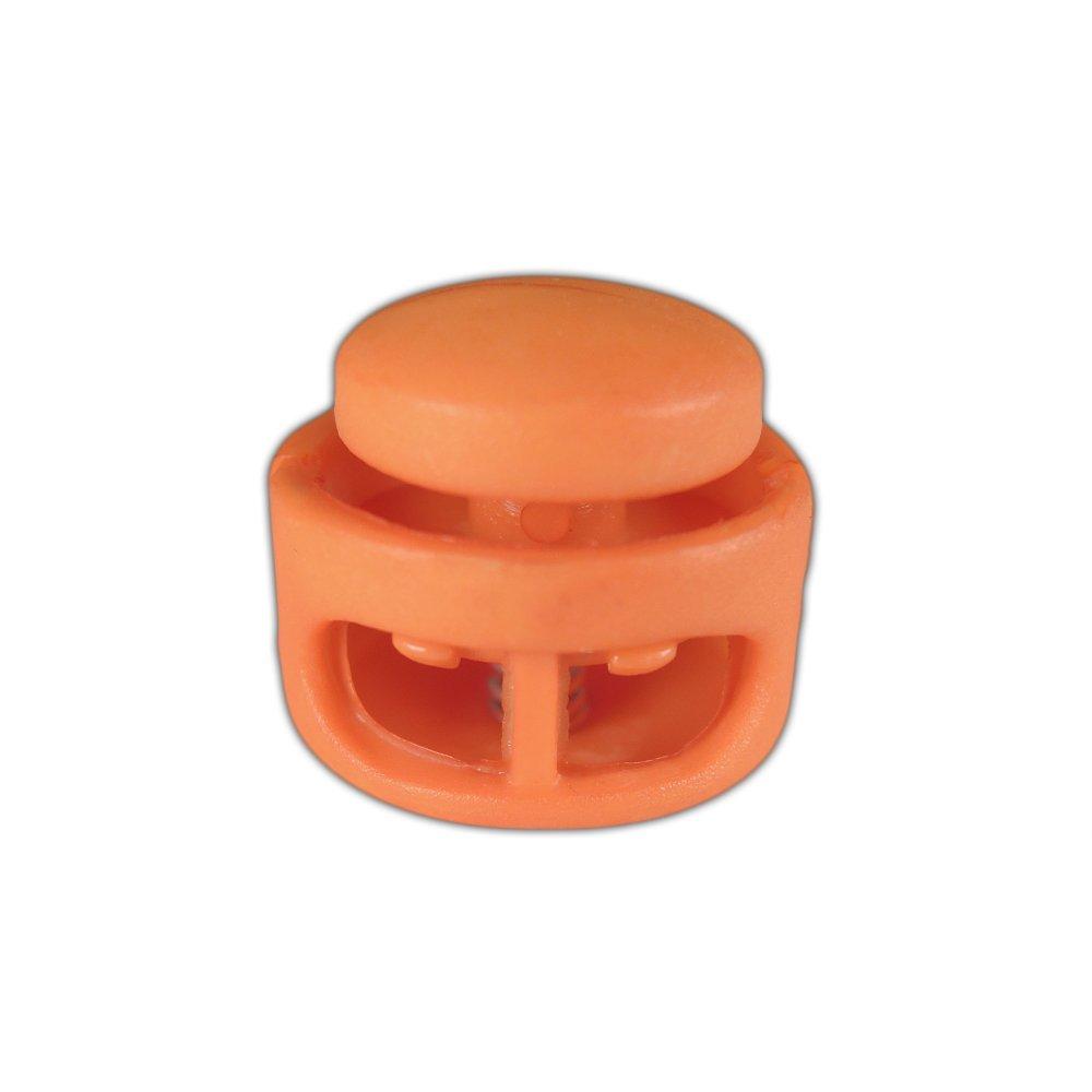 West Coastパラコードダブルバレルコードロック描画文字列Toggle – さまざまな色&パックサイズ可能 B077F6SCDR 500 Pack|オレンジ オレンジ 500 Pack