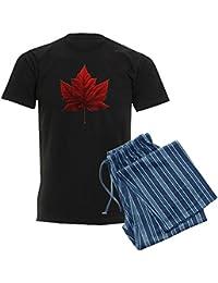 Canada Souvenir Pjs - Unisex Novelty Cotton Pajama Set 9ad1ebb97