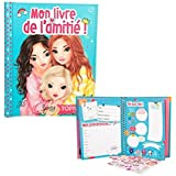 Mon livre de l'amitié TOPModel TOPFriends Liv, Jenny et Lexy