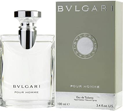cual fue el perfume de hombre el primero de bvlgari