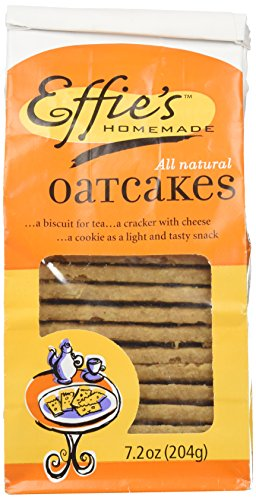 Effies Homemade Tea Biscuits - Oatcakes (7.2 ounce) (Ohso Chocolate)