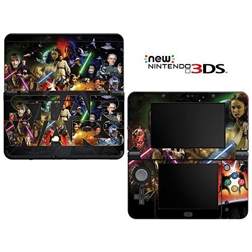 with Star Wars Nintendo 3DS Games design