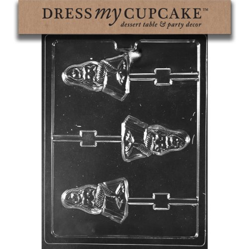 Dress My Cupcake Chocolate Lollipop
