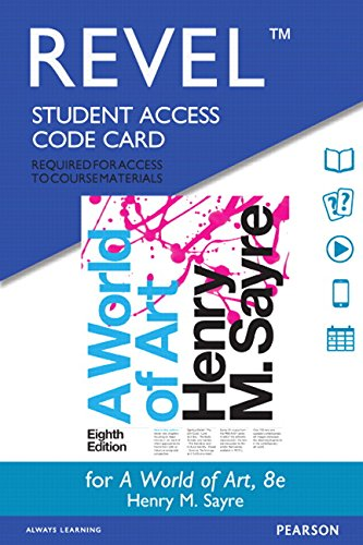 REVEL for A World of Art -- Access Card (8th Edition)
