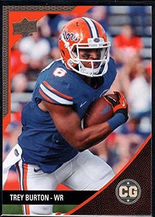 76abe1c0 Amazon.com: Football NFL 2014 Upper Deck Conference Greats Pewter Foil #20 Trey  Burton: Collectibles & Fine Art