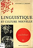 img - for Linguistique et culture nouvelle book / textbook / text book