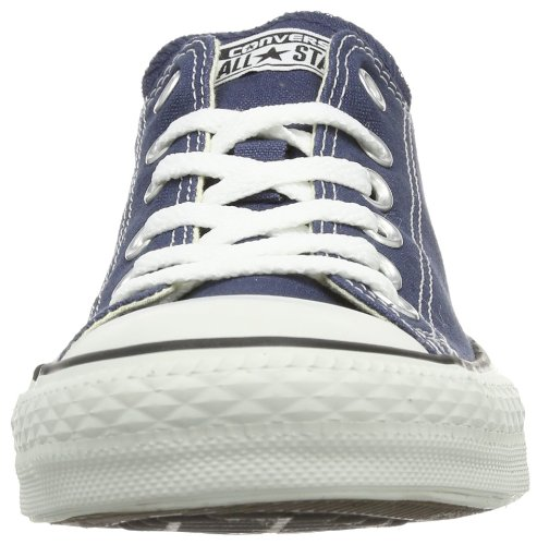 Converse CT All Star Ox Navy Canvas Mens Trainers Size 11 UK