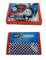 Thomas the Tank Engine Folding Velcro Wallet Coin