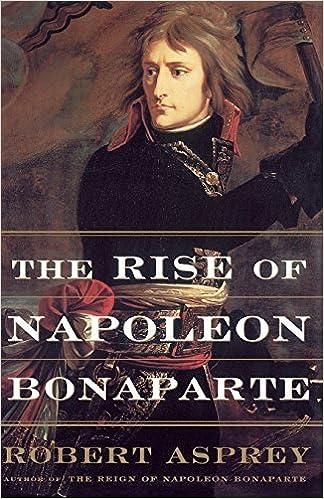 Book The Rise Of Napoleon Bonaparte October 2, 2001