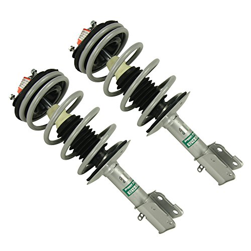 SENSEN 101860-FS-SS Front Pair Complete Strut Assembly for 00-05 Dodge (Neon Front Air)