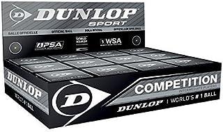 Neuf Officiel Dunlop Compétition Haute Performance Standard Balles De Squash