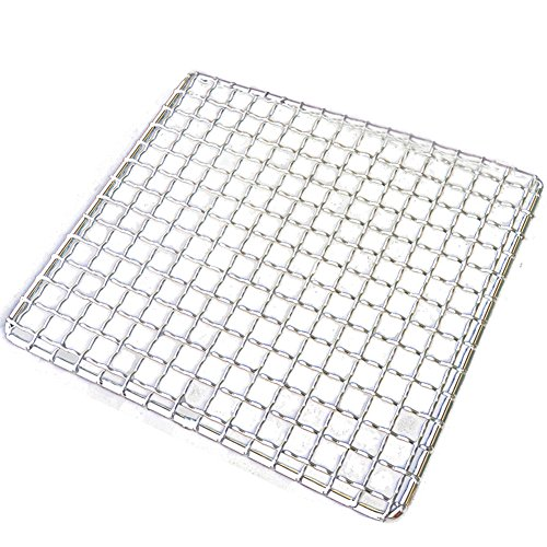 Loghot Stainless Steel Multi-Purpose Cross Wire Round Steaming Cooling Barbecue Grills/Racks/Pan Grate/Carbon Baking Net,11.82x11.82 In by Loghot