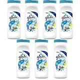 Glade Carpet & Room Deodorizer - Clean Linen, 32 Ounce, 7-Pack