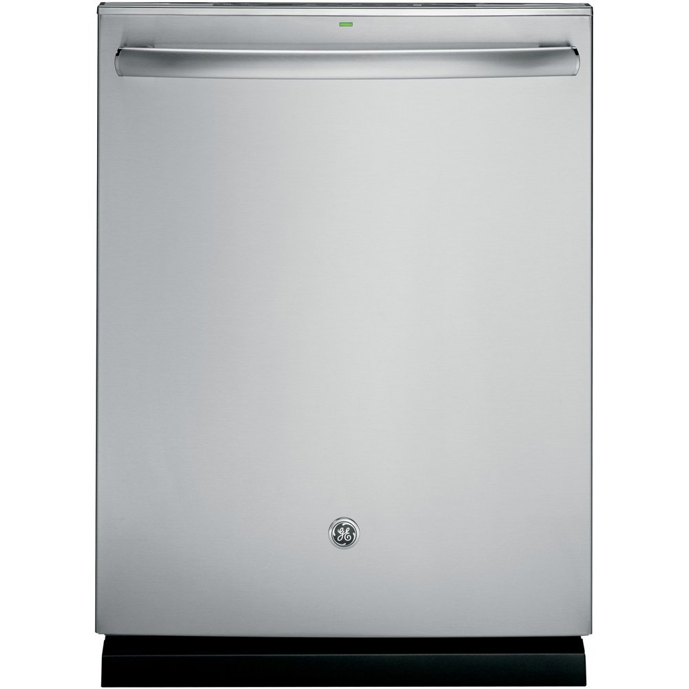 Stainless Steel Dishwasher Panel Kit Amazoncom Ge Gdt580ssfss 24 Stainless Steel Fully Integrated