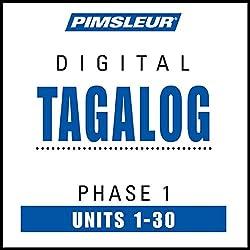 Tagalog Phase 1, Units 1-30