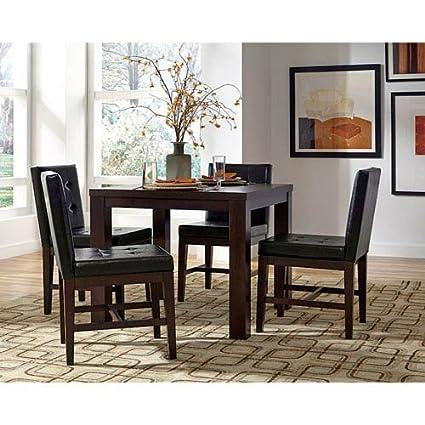 Delightful Progressive Furniture Athena Square Dining Table