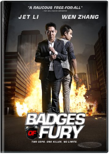 (Badges of Fury )
