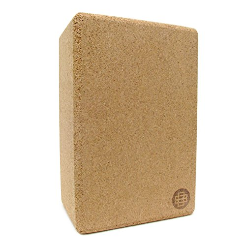 Banyan Natural Cork Yoga Brick