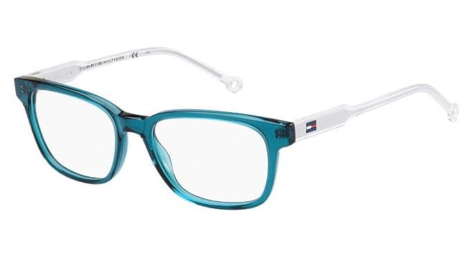 2796d53531 Tommy Hilfiger TH 1427 KIDS GREEN children Eyewear Frames  Amazon.co.uk   Clothing