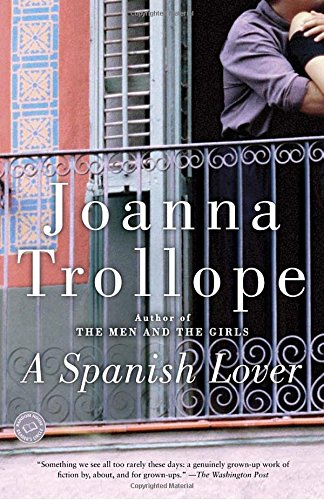 Book cover for A Spanish Lover