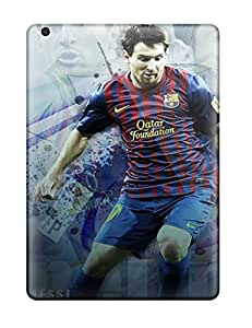 Anti-scratch And Shatterproof Lionel Mess2012 S Phone Cases For Ipad Air/ High Quality Tpu Cases