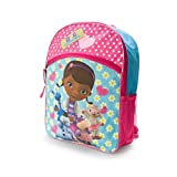 Disney Junior Doc McStuffins Large Pink Backpack