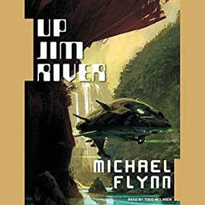 Up Jim River Audiobook