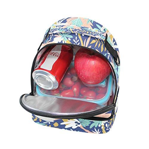 y hombro el la pincnic para con aislante escuela ajustable almuerzo Bolsa correa para FOLPPLY de de wqaXqz