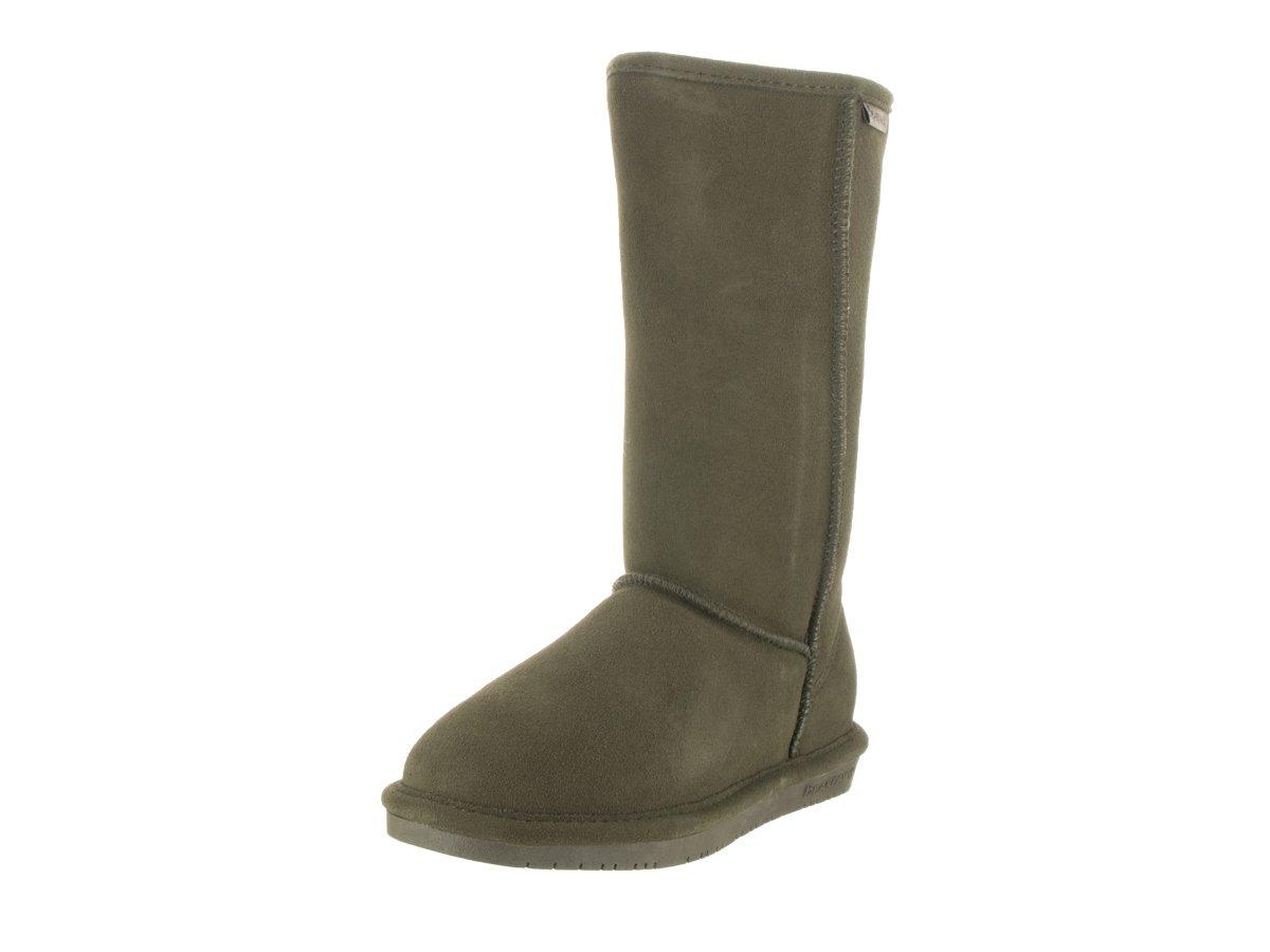 BEARPAW Women's Emma Tall Mid Calf Boot B078YQMLMY 8 B(M) US|Olive