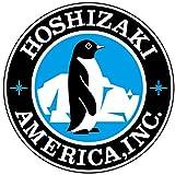 Hoshizaki 1A2296-02 GLASSDOOR LEFTtbn