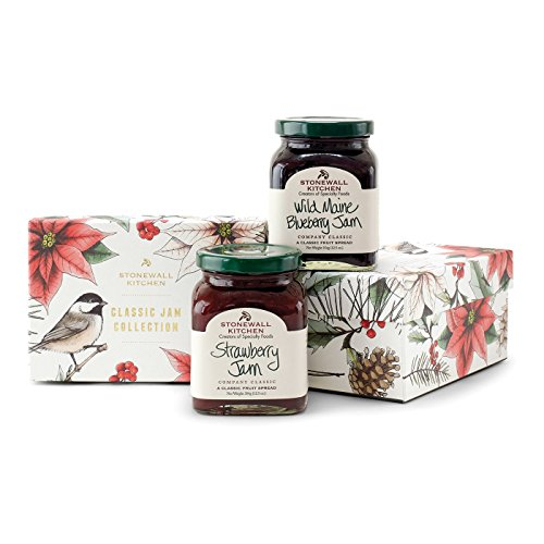 Stonewall Kitchen Classic Jam Collection made in New England