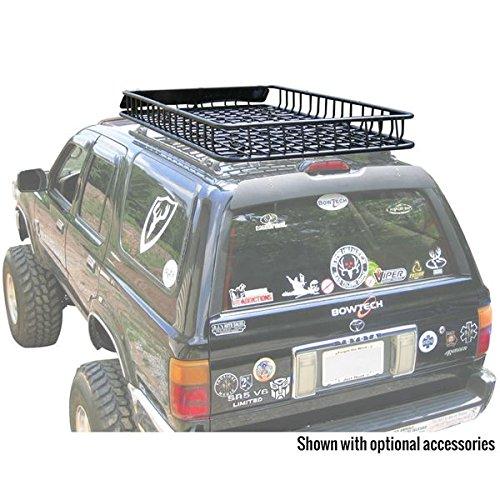 Amazon.com: Heavy Duty RB DLX V2 Roof Rack Cargo Storage Basket: Rage  Powersports: Automotive