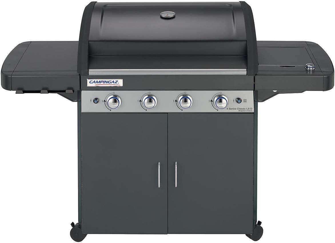 Campingaz Gasbarbecue Classic LS 4 black