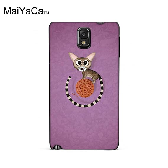 Amazon Com Maiyaca Tm M84606 Cat And Wool Ball Wallpaper Phone