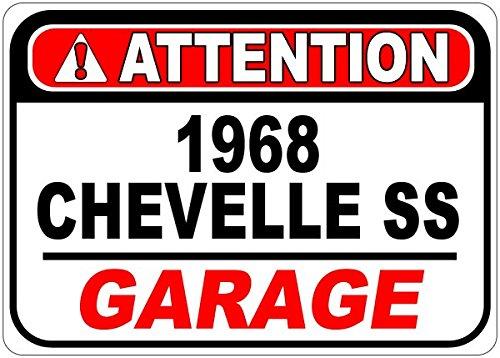 68 Chevy Chevelle - 4