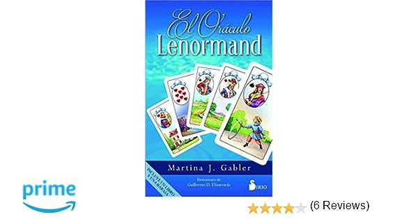 El oráculo Lenormand: Amazon.es: Martin J. Gabler: Libros