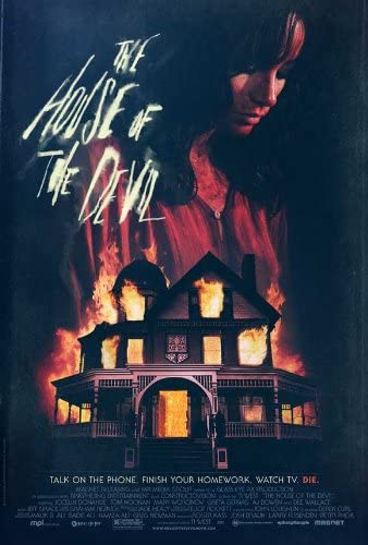 Amazon.com: Movie Posters The House of The Devil - 27 x 40: Lithographic  Prints: Posters & Prints