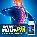 HealthA2Z Extra Strength Pain Relief PM, 365