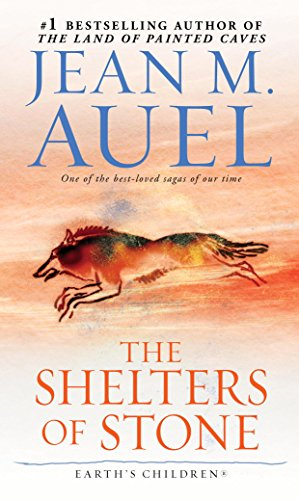 book cover of The Shelters of Stone