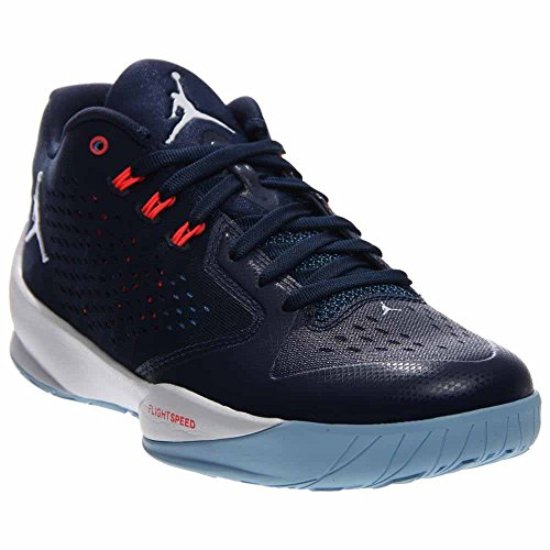 Nike JORDAN RISING HI-LOW mens basketball-shoes 834233-40...